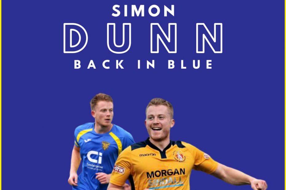 simon Dunn - Basingstoke Town FC