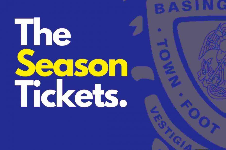 Basingstoke Season Tickets for 2020/21