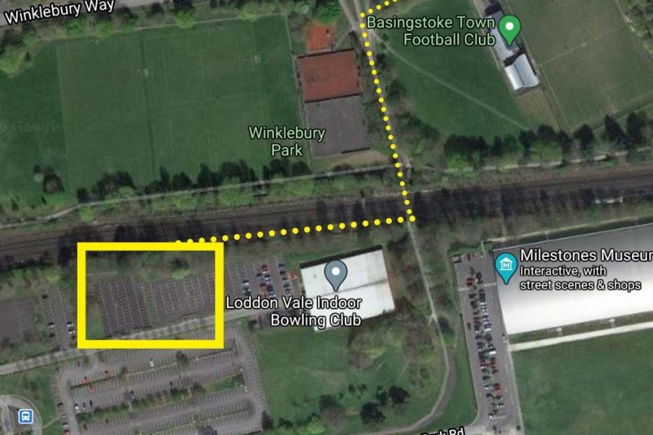how to get to Basingstoke Football Club