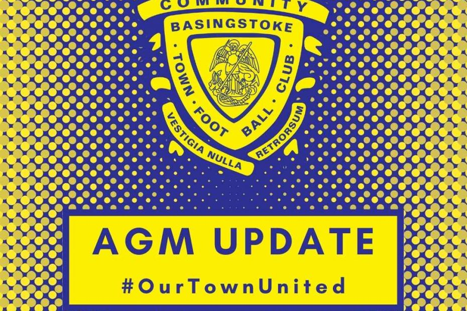 Basingstoke Town AGM News